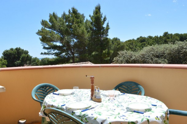 Appartement Studio Cabine, 4 couchages, Narbonne Plage