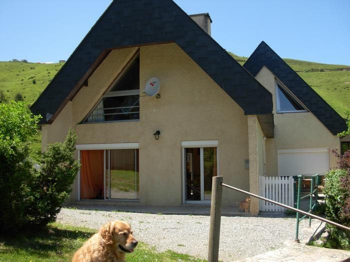 Location vacances Adervielle-Pouchergues -  Maison - 10 personnes - Barbecue - Photo N° 1