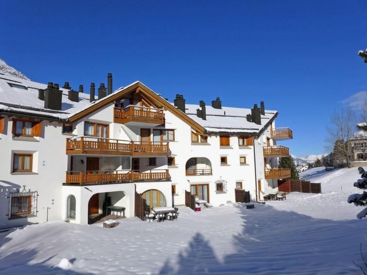 Location vacances Celerina/Schlarigna -  Appartement - 6 personnes -  - Photo N° 1