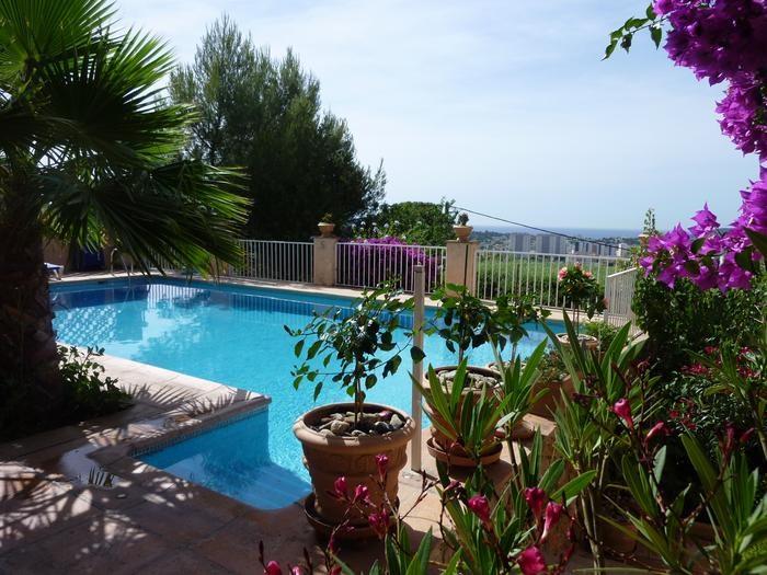 Villa pour 6 pers. avec piscine privée, Toulon
