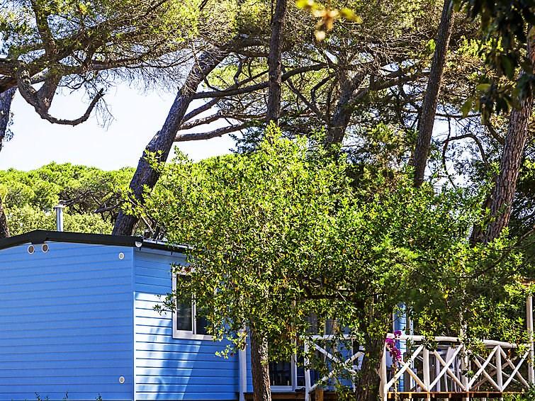Maison pour 3 personnes à Marina di Castagneto