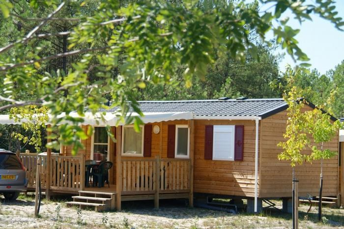Mobil-home - 8 personnes