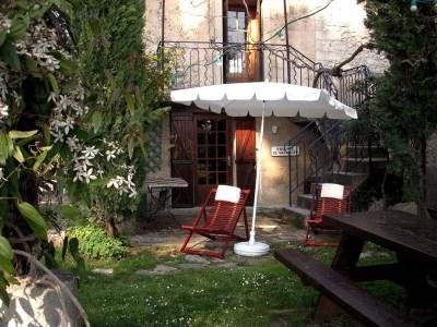 Location vacances Saussines -  Gite - 6 personnes - Barbecue - Photo N° 1