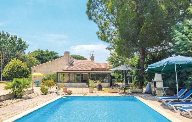 Location vacances Aix-en-Provence -  Maison - 6 personnes - Barbecue - Photo N° 1