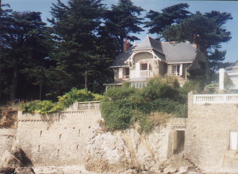 Location vacances Le Pouliguen -  Maison - 10 personnes - Congélateur - Photo N° 1