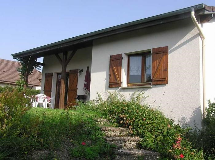 Holiday rentals Lépanges-sur-Vologne - House - 5 persons - BBQ - Photo N° 1