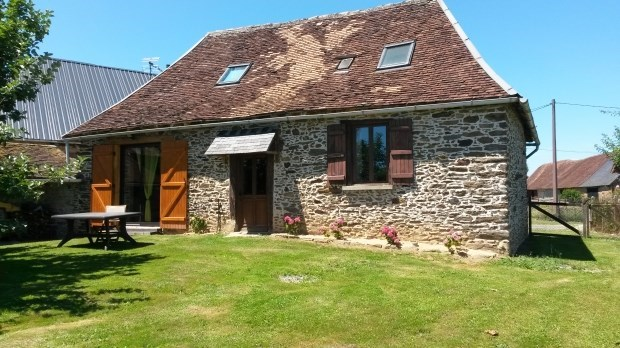 Charmante maison à la campagne - Lubersac