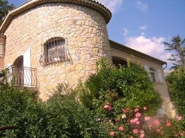 Holiday rentals Le Bar-sur-Loup - Cottage - 8 persons - BBQ - Photo N° 1