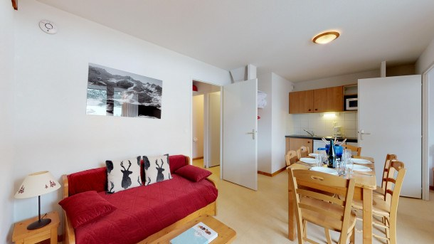 Location vacances Termignon -  Appartement - 6 personnes - Télévision - Photo N° 1