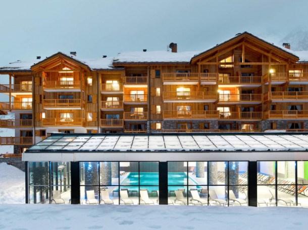 Location vacances Lanslevillard -  Appartement - 4 personnes - Billard - Photo N° 1