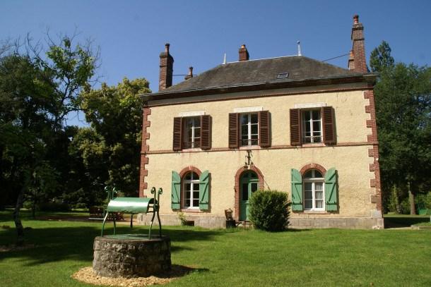 Location vacances Cernoy-en-Berry -  Maison - 10 personnes - Barbecue - Photo N° 1