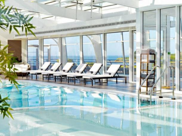 Location vacances Saint-Gildas-de-Rhuys -  Appartement - 2 personnes - Télévision - Photo N° 1