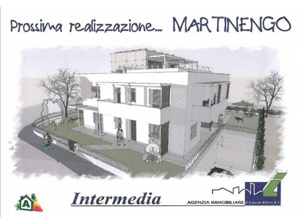 Vente Appartement 3 pièces 110m² Martinengo