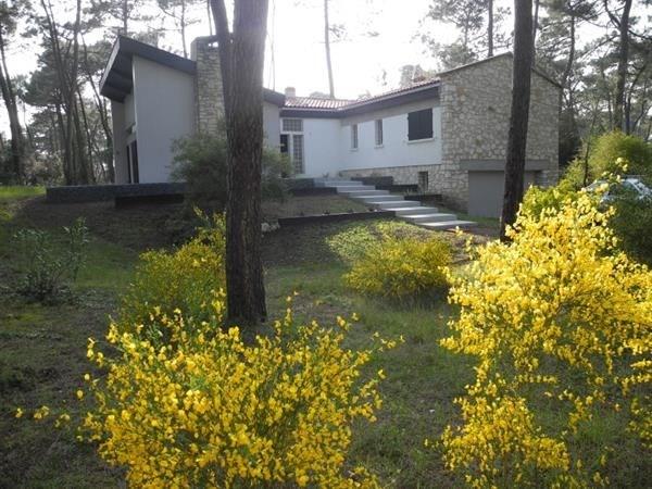 LA PALMYRE - Parc de la Résidence - Villa 4 chambres -