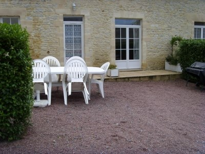 Location vacances Ryes -  Appartement - 6 personnes - Barbecue - Photo N° 1