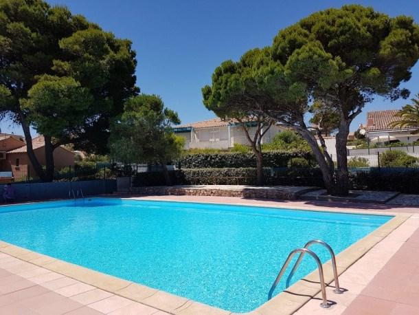 Location vacances Narbonne -  Maison - 4 personnes - Télévision - Photo N° 1