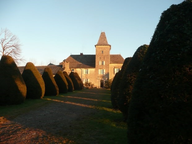 Nature and heritage at Marsaguettes holiday cottag - Morlhon-le-Haut