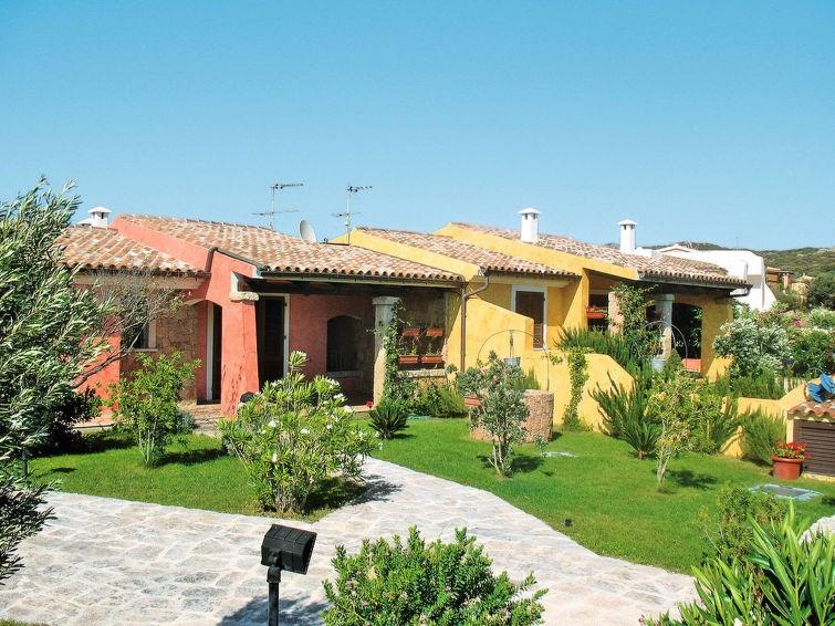 Studio pour 6 personnes à Santa Teresa di Gallura