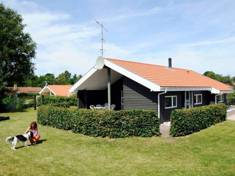 Studio pour 5 personnes à Glesborg