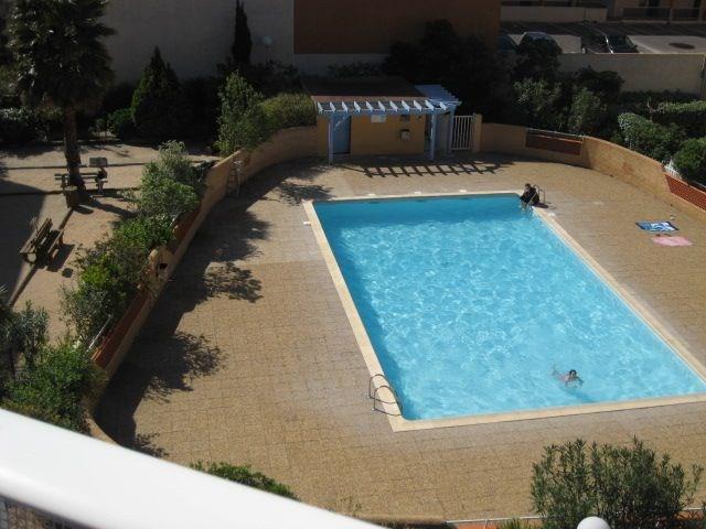 Cap d'Agde Richelieu - Résidence Antinéa - 2 pièces cabine piscine