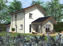 Maison  5 pièces + Terrain 500 m² Scionzier par MAISONS VESTALE 74