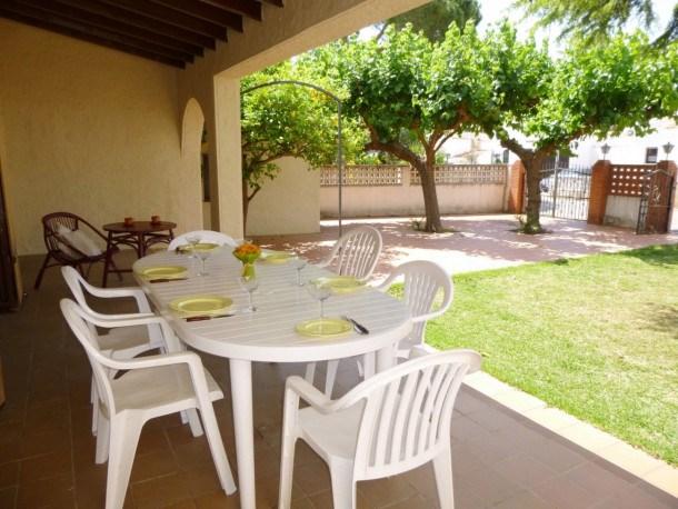 Location vacances Castelló d'Empúries -  Maison - 8 personnes - Barbecue - Photo N° 1