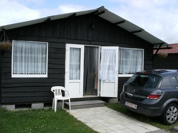 bungalow neuf de 4 à 5 personnes à louer mer du nord