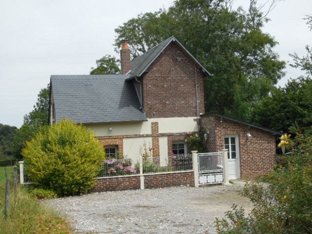 Holiday rentals Étalondes - Cottage - 6 persons - BBQ - Photo N° 1