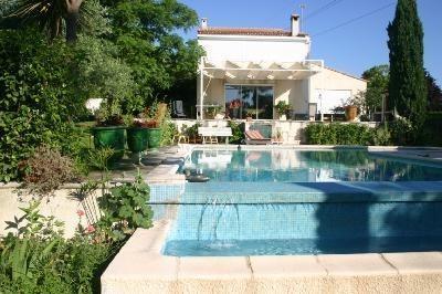 Villa pour 8 pers. avec piscine privée, Montpellier