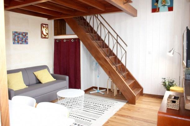 Location vacances Bordeaux -  Appartement - 4 personnes - Télévision - Photo N° 1