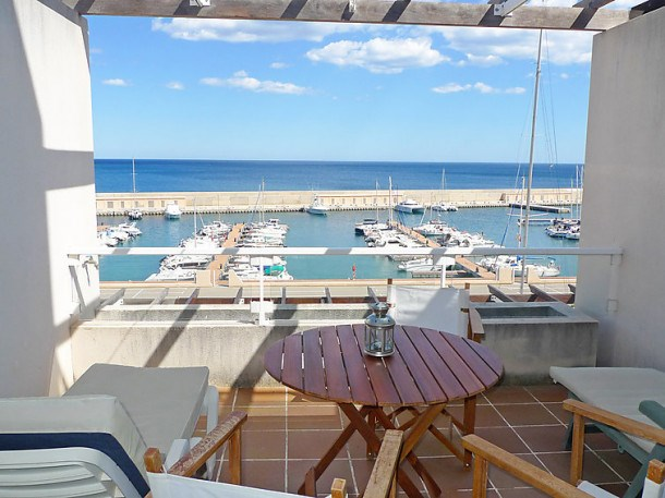 Location vacances l'Ametlla de Mar -  Appartement - 4 personnes - Lecteur DVD - Photo N° 1