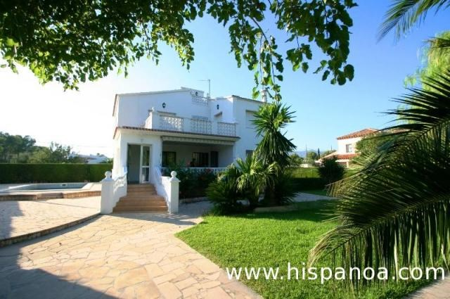 vacances en Espagne - villa en location proche mer   CA-TEOLINA