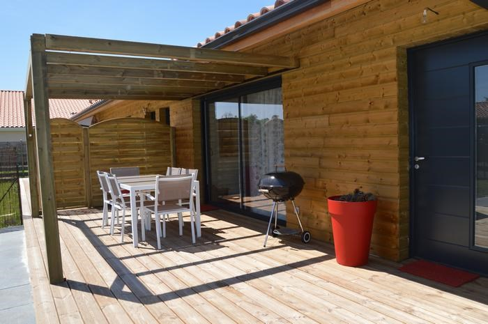 Holiday rentals Sanguinet - House - 4 persons - BBQ - Photo N° 1