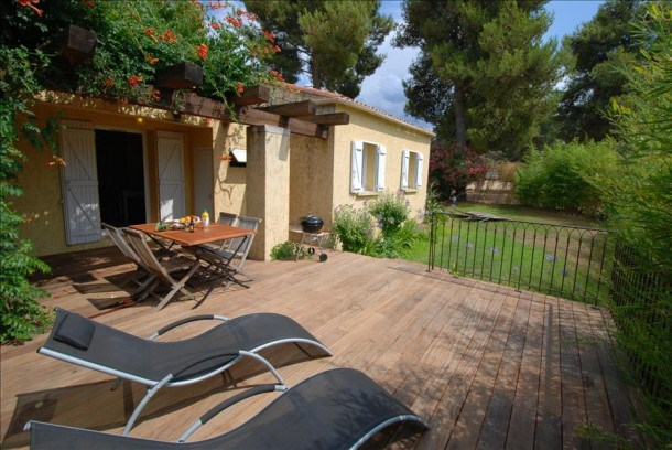 Location vacances Calvi -  Maison - 4 personnes - Télévision - Photo N° 1