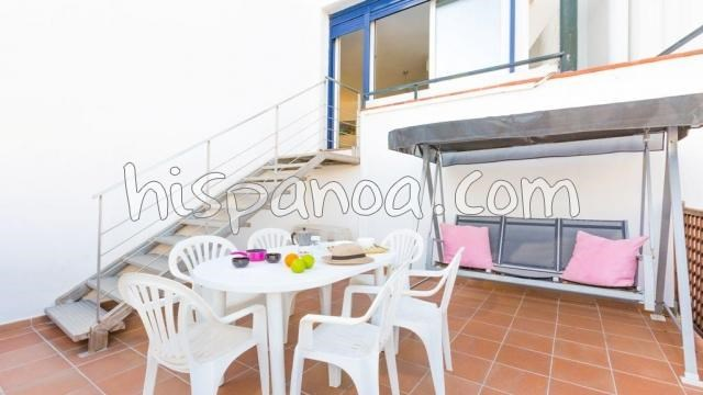 Location appartement 4 personnes proche plage Calella de Palafrugell |so