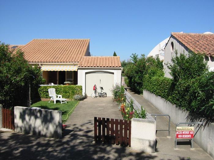 Villa à LA GRANDE MOTTE