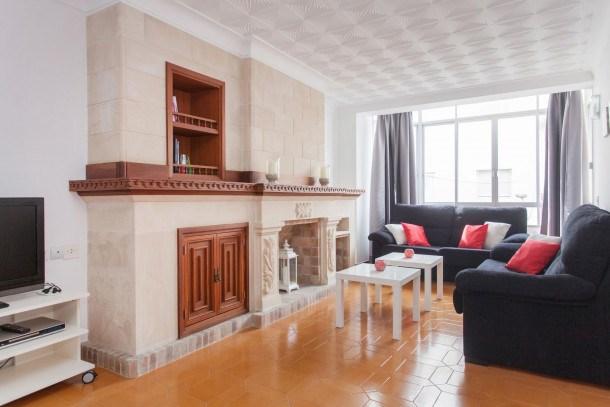 Location vacances Pollença -  Appartement - 5 personnes - Télévision - Photo N° 1