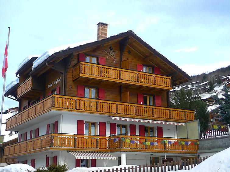 Appartement pour 4 personnes à Grächen