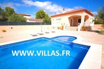 Villa VN Lagu - Ravissante villa récente et indépendante avec piscine privée située dans un quartier tranquille de l'...