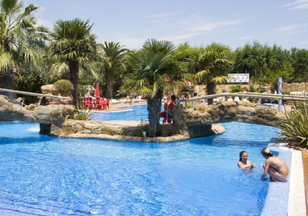 Camping Solmar - Chalet 4/6pers (5 adultes max)