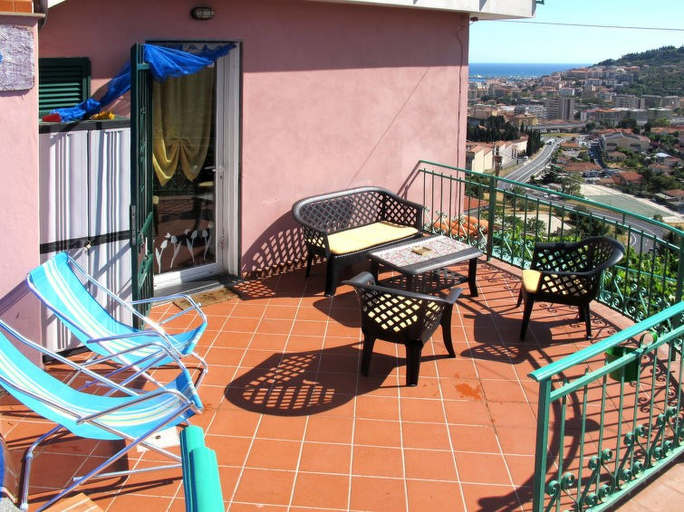 Location vacances Imperia -  Appartement - 5 personnes -  - Photo N° 1