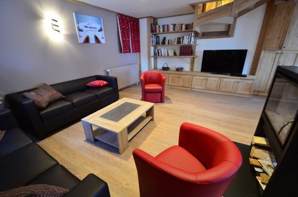 Location vacances Saint-Martin-de-Belleville -  Appartement - 10 personnes - Lecteur DVD - Photo N° 1