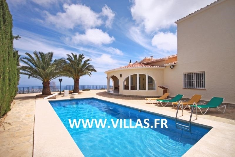 Villa for 8 people