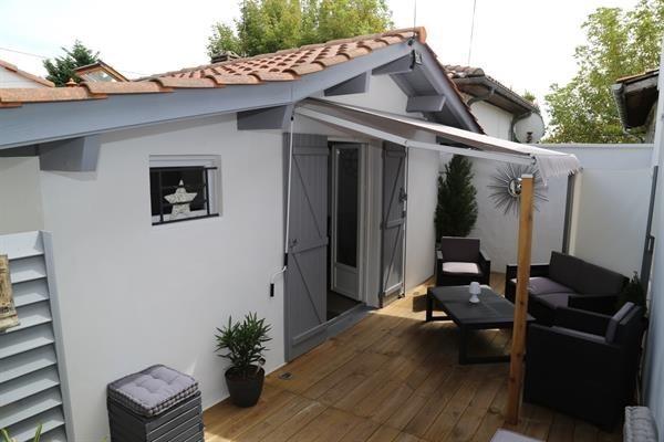 Location vacances La Teste-de-Buch -  Maison - 4 personnes - Terrasse - Photo N° 1