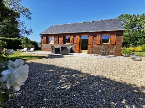 Holiday rentals Penvénan - House - 2 persons - BBQ - Photo N° 1