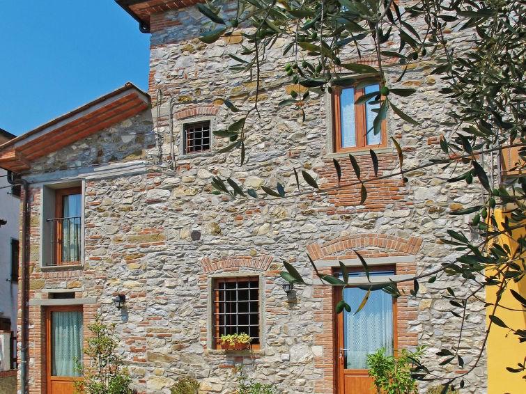 Studio pour 7 personnes à Monsummano Terme