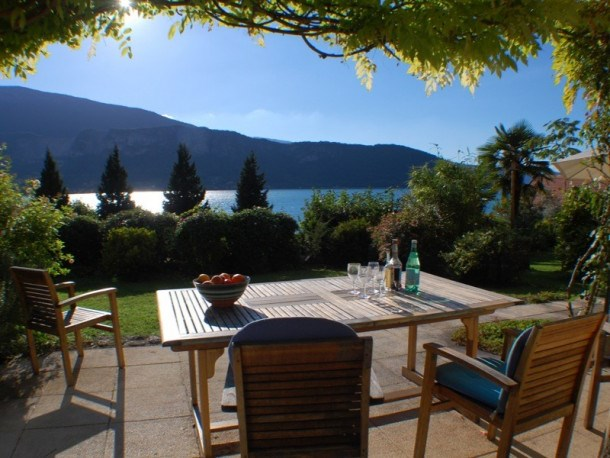 Location vacances Talloires -  Maison - 6 personnes - Barbecue - Photo N° 1