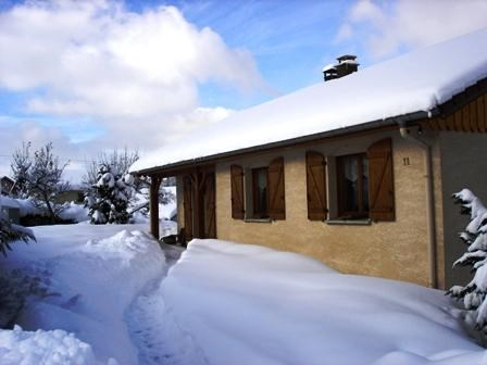 Holiday rentals Le Ménil - House - 6 persons - BBQ - Photo N° 1