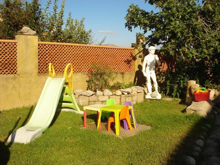 jardin bas de villa