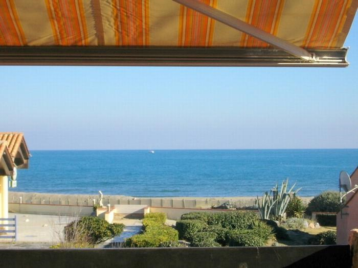 Location vacances Leucate -  Appartement - 2 personnes - Jardin - Photo N° 1